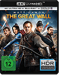 The Great Wall Blu-ray UHD (2 Discs)
