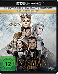 The Huntsman & The Ice Queen Blu-ray UHD (2 Discs)