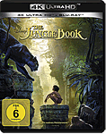 The Jungle Book Blu-ray UHD (2 Discs)