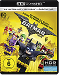 The LEGO Batman Movie Blu-ray UHD (2 Discs)
