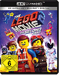 The LEGO Movie 2 Blu-ray UHD (2 Discs)
