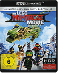 The LEGO Ninjago Movie Blu-ray UHD (2 Discs)