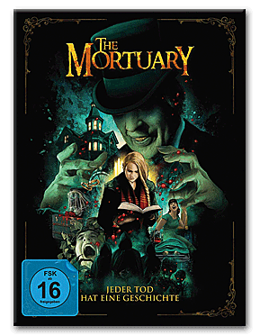 The Mortuary: Jeder Tod hat eine Geschichte - Limited Collector's Edition Blu-ray UHD (2 Discs)