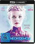 The Neon Demon Blu-ray UHD (2 Discs)