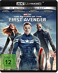 The Return of the First Avenger Blu-ray UHD (2 Discs)
