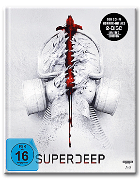 The Superdeep - Mediabook Edition Blu-ray UHD (2 Discs)