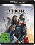 Thor: The Dark Kingdom Blu-ray UHD (2 Discs)