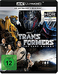 Transformers 5: The Last Knight Blu-ray UHD (2 Discs)
