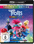 Trolls World Tour Blu-ray UHD (2 Discs)