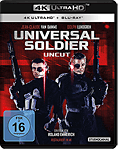 Universal Soldier Blu-ray UHD (2 Discs)
