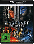 Warcraft: The Beginning Blu-ray UHD (2 Discs)