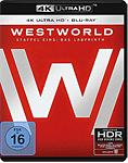 Westworld: Staffel 1 - Blu-ray UHD (3 Discs)