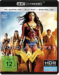 Wonder Woman Blu-ray UHD (2 Discs)