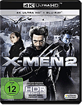 X-Men 2 Blu-ray UHD (2 Discs)