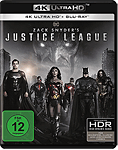 Zack Snyder's Justice League Blu-ray UHD