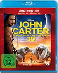 John Carter: Zwischen zwei Welten (Blu-ray 3D Filme)