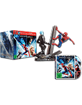 The Amazing Spider-Man 2 - Resin Box (Blu-ray 3D Filme)