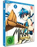 Magi: The Kingdom of Magic - Box 1 (Anime Blu-ray)
