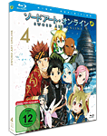 Sword Art Online Vol. 4 (Anime Blu-ray)