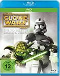 Star Wars: The Clone Wars - Die komplette 6. Staffel (Blu-ray Filme)