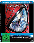 The Amazing Spider-Man 2 - Steelbook Edition (Blu-ray Filme)