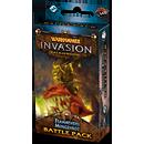 Warhammer Invasion: Battle Pack 3.6 - Flammendes Morgenrot (Gesellschaftsspiele)