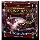Warhammer Invasion Erweiterung: Legenden (Gesellschaftsspiele)