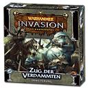Warhammer Invasion Erweiterung: Zug der Verdammten (Gesellschaftsspiele)
