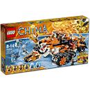 LEGO Chima: Mobile Kommandozentrale der Tiger (LEGO)