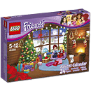 LEGO Friends: Adventskalender 2014 (LEGO)