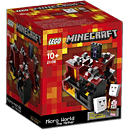 LEGO Minecraft: Micro World The Nether (LEGO)
