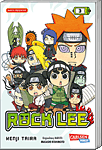 Rock Lee, Band 3 (Manga)