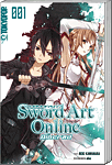 Sword Art Online: Aincrad -Light Novel-, Band 01 (Manga)