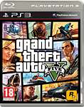 Grand Theft Auto 5 (Playstation 3)