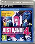 Just Dance 4 (Move) (Playstation 3)