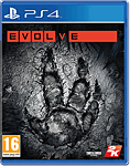 Evolve (inkl. USB Stick & Jäger Pack DLC) (Playstation 4)