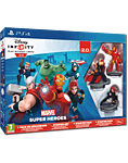 Disney Infinity 2.0: Marvel Super Heroes - Starter Set (Playstation 4)