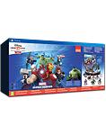 Disney Infinity 2.0: Marvel Super Heroes - Collector's Starter Set (Playstation 4)