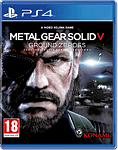 Metal Gear Solid: Ground Zeroes (Playstation 4)