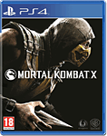 Mortal Kombat X - Day 1 Edition (Playstation 4)