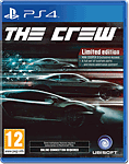 The Crew - Limited Edition -E- (Playstation 4)