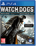 Watch Dogs - Day 1 Version (inkl. DLC-Pack & Dualshock 4 Sticker) (Playstation 4)