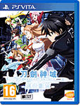 Sword Art Online: Hollow Fragment -JP- (PS Vita)