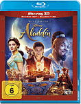 Aladdin (Live Action) Blu-ray 3D (2 Discs)