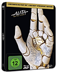 Alita: Battle Angel - Steelbook Edition Blu-ray 3D (2 Discs)