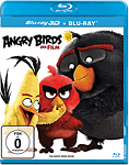 Angry Birds: Der Film Blu-ray 3D (2 Discs)