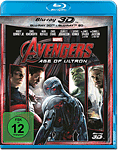 Avengers: Age of Ultron Blu-ray 3D (2 Discs) (Blu-ray 3D Filme)
