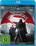 Batman v Superman: Dawn of Justice - Ultimate Edition Blu-ray 3D