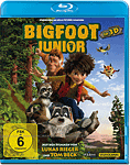 Bigfoot Junior Blu-ray 3D (Blu-ray 3D Filme)
