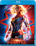 Captain Marvel Blu-ray 3D (2 Discs)